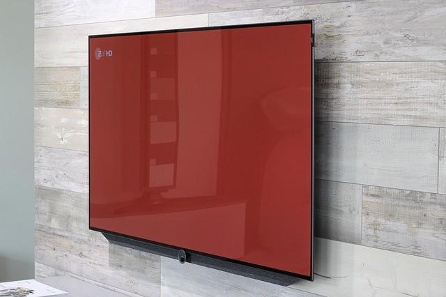 3 דברים שחשוב לברר טרם תליית מסך הטלוויזיה